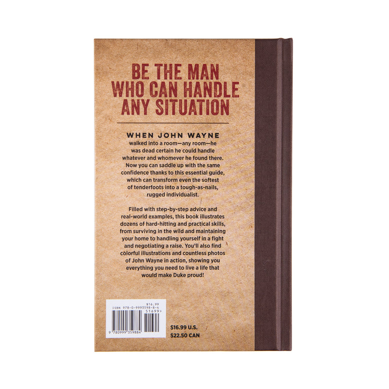 OFFICIAL JOHN WAYNE HANDY BOOK FOR MEN
