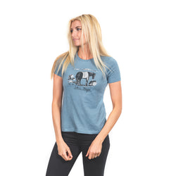 Women's CMG Greenbroke- Heather Slate