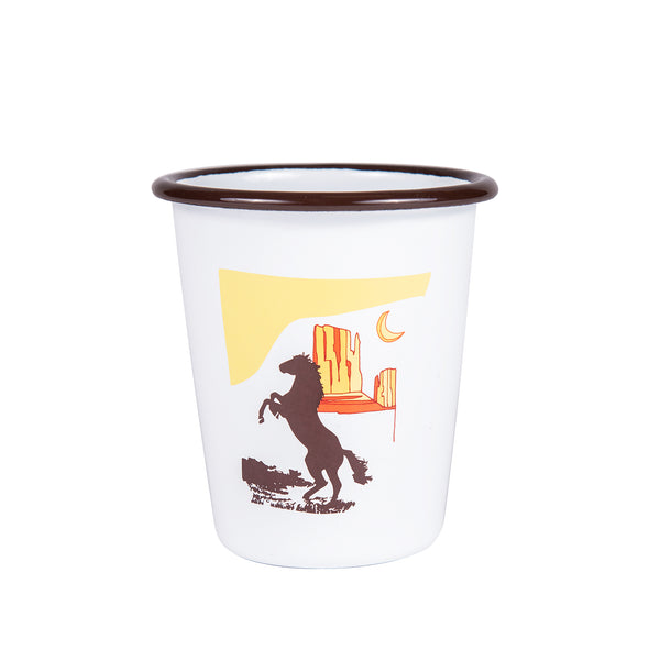 JW Stock & Supply Steel Tumbler (Solo)