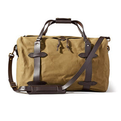 Official John Wayne FILSON Medium Rugged Twill Duffle Bag