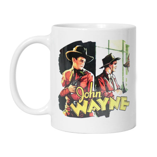 Official John Wayne Paradise Canyon Mug