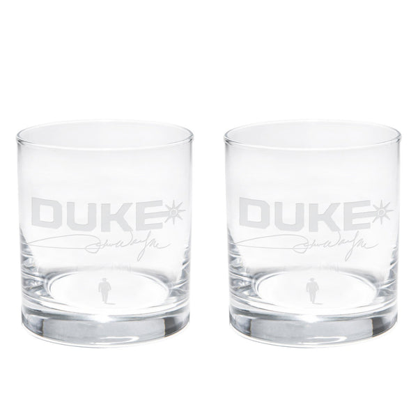 Duke Bourbon Glass Set