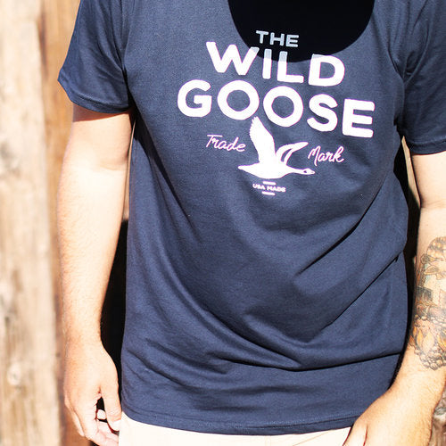 Navy Fly Away Tee