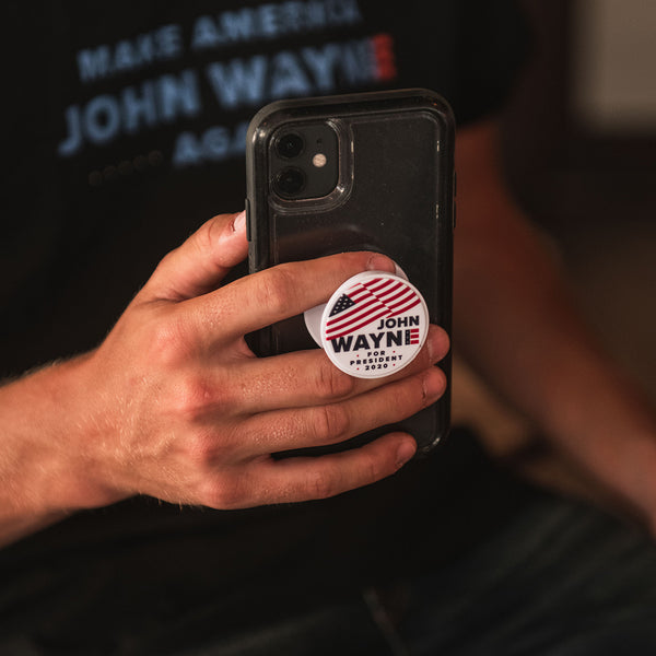 JW For President Pop Socket