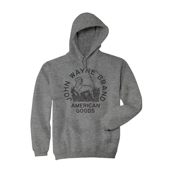 Pointer Hoodie - Gunmetal Heather