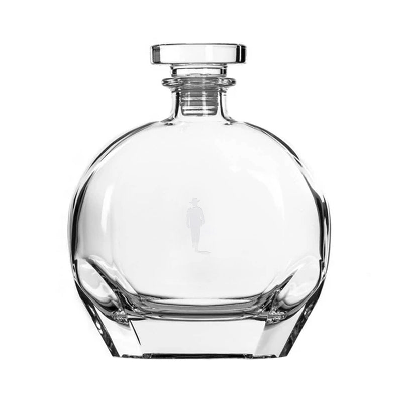 Silhouette Decanter - 23 oz