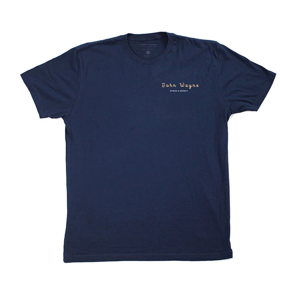 Second Chance Tee - Navy