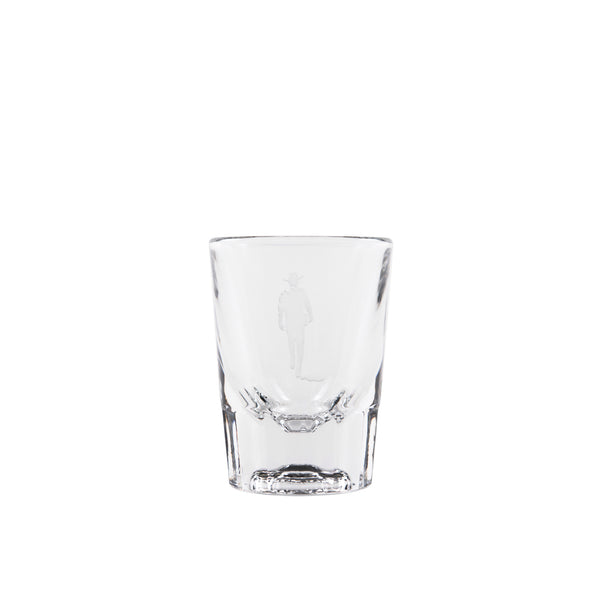 JW Silhouette Shot Glass Solo