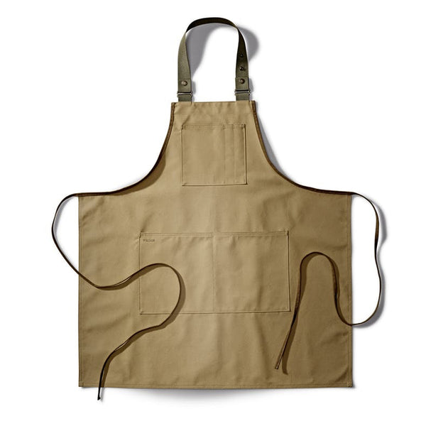 Official John Wayne Tin Cloth Apron