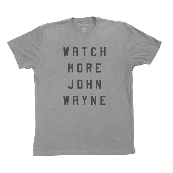 Watch More John Wayne Tee