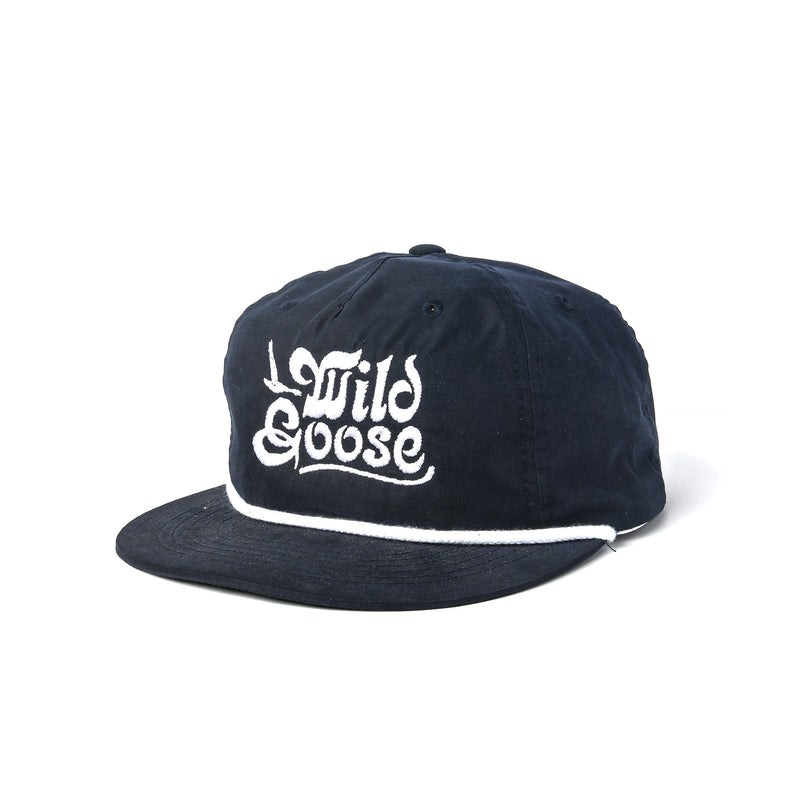 Wild Goose 5 Panel Unstructured Hat