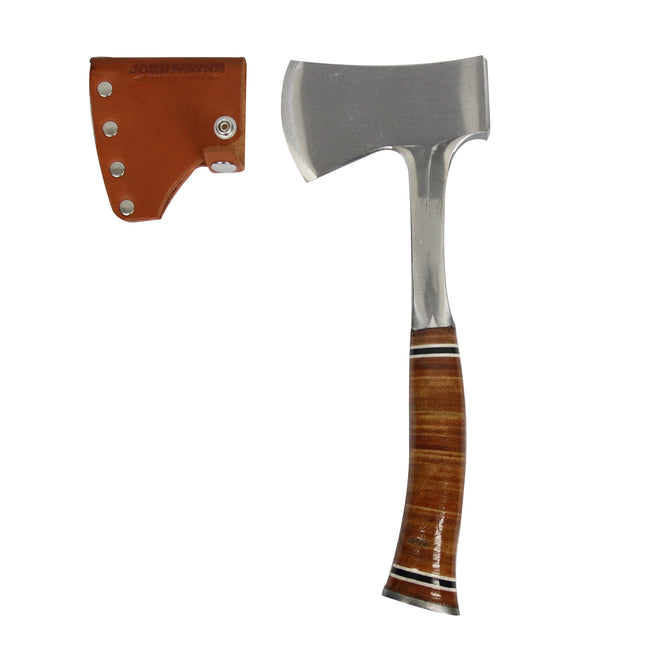 The John Wayne Leather Hatchet