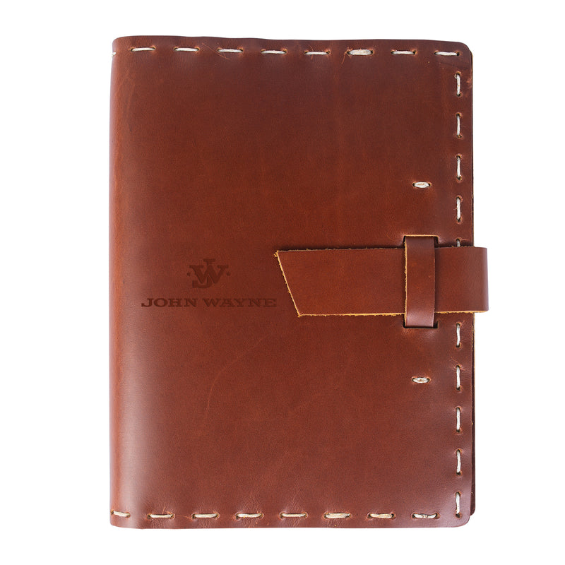 Official John Wayne John Wayne Leather Notebook