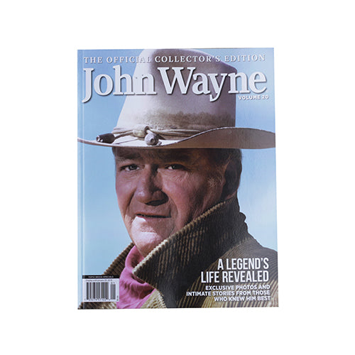 Official John Wayne John Wayne Volume 20