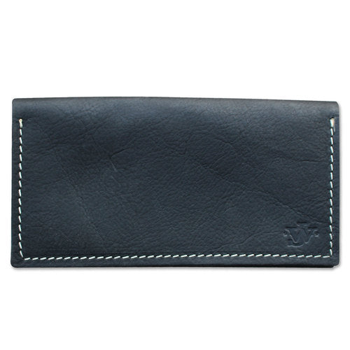 JW Checkbook Cover - Black