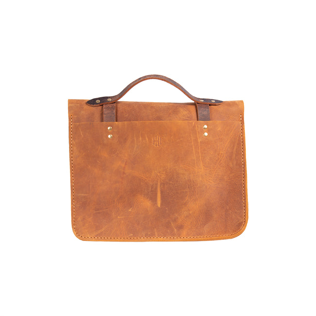 Howl & Hide X John Wayne Messenger Bag