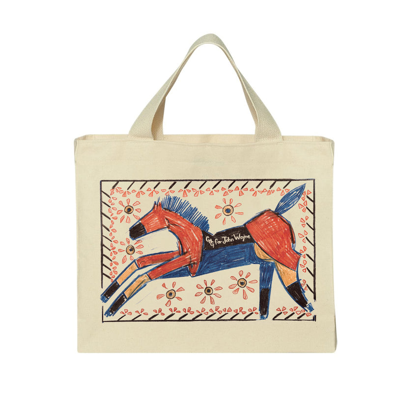 CMG For JW Gallop Tote Bag