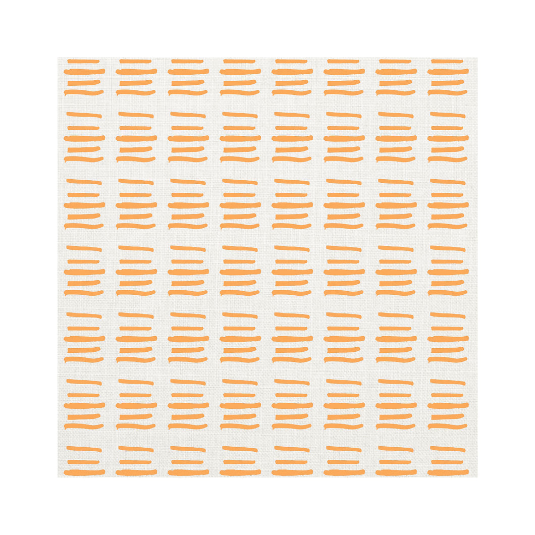 13 Layers Clementine Fabric