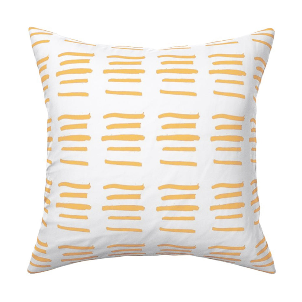 13 Layers Clementine Pillow