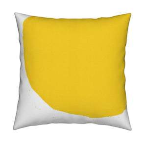 Spot Sunshine Pillow