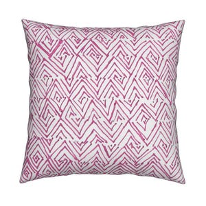 Jayney Pop Pink Pillow