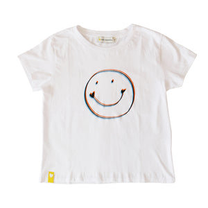 3D Smiley Tee Shirt