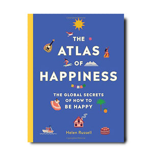 Atlas of Happiness Book
