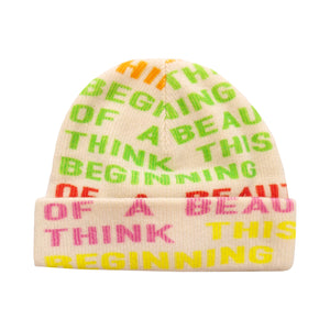Cashmere Beanie - Beautiful Thing