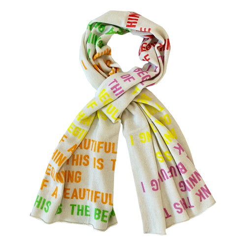Cashmere Scarf - Beautiful Thing