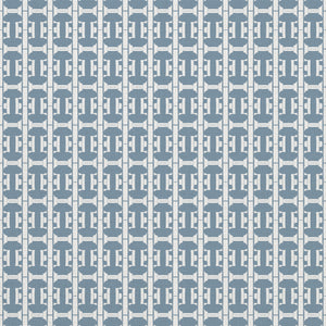 Cheval Dutch Blue Wallpaper