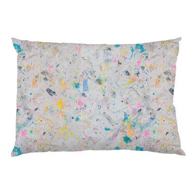 Headboard Pillow - Messy