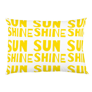 Headboard Pillow - Sunshine