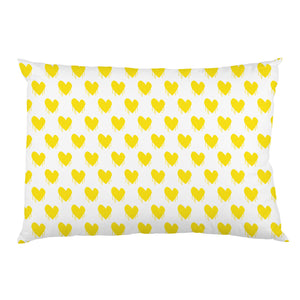 Headboard Pillow - Sweethearts