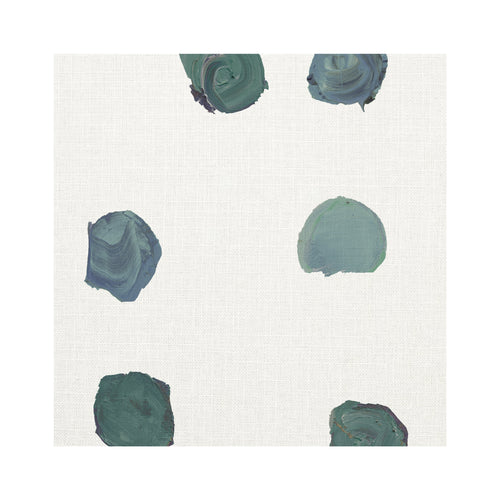 Dominoes Forest Fabric