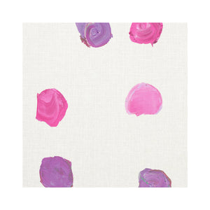 Dominoes Pop Pink Fabric
