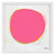 Dot - Pop Pink Art Print