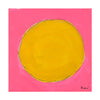 Dot - Sunflower Bubblegum Art Print