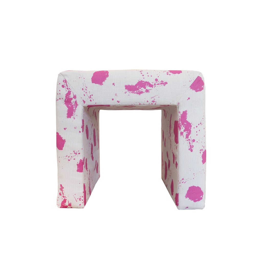 Frederico Bench Shorty, Splat - Pop Pink