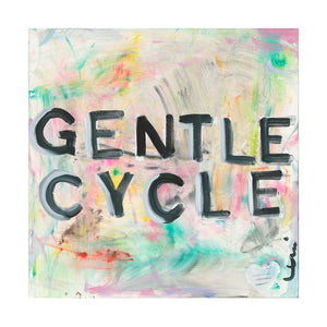 Gentle Cycle Art Print