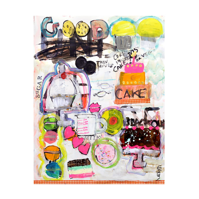 Good Sugar Art Print