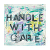 Handle With Care Art Print
