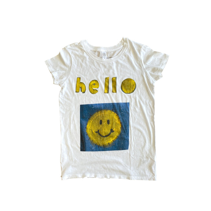 Hello Smiley Tee