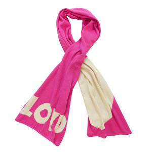 KR x Anthropologie Loved Scarf - Pink