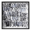Love Actually Art Print