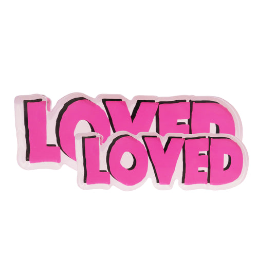 Loved Rock of Love Pop Pink