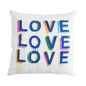 Love On Repeat Pillow