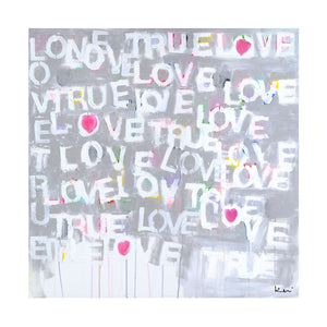 Love True Love Art Print