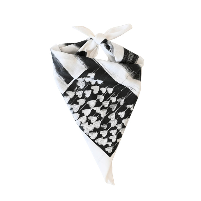 Puppy Love Dog Bandana - Love Has No Color