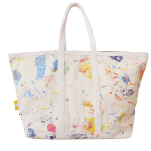KR Beach Canvas Tote - Messy