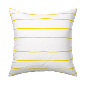 Mr. Sharpie Sunshine Pillow